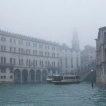 Venice, approaching Rialto